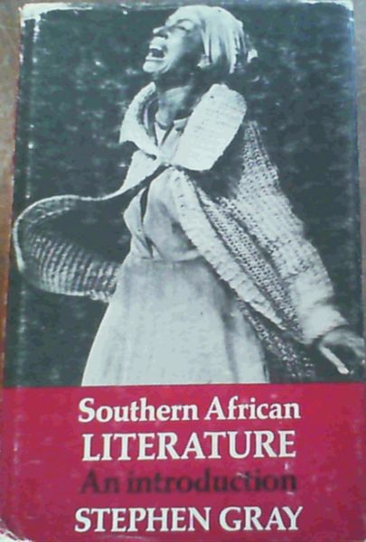Image for Southern African literature: An introduction