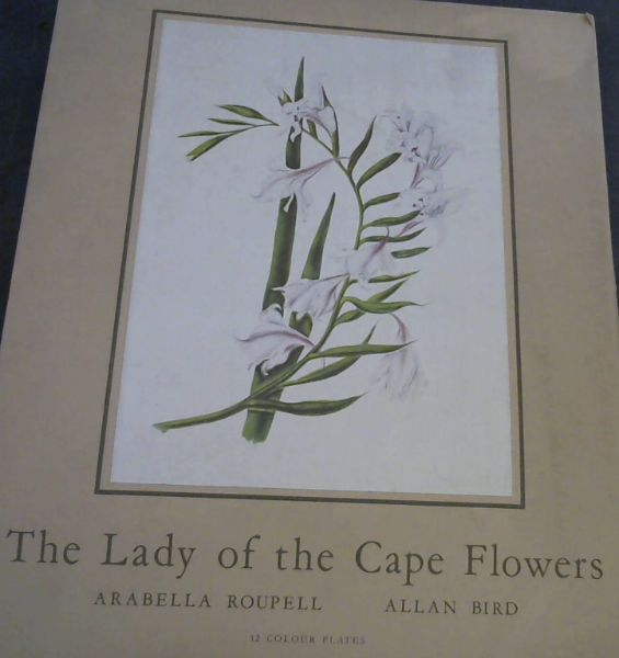Image for Lady of the Cape Flower - 12 Colour Plates