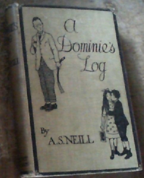 Image for A Dominie's Log
