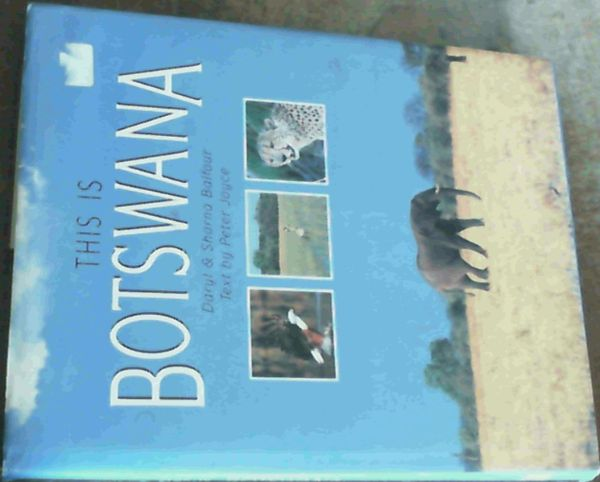 Image for This Is Botswana