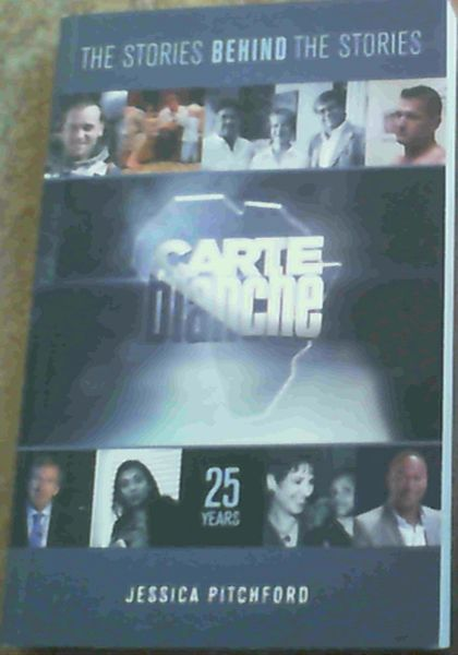 Image for Carte Blanche : The Stories Behind the Stories