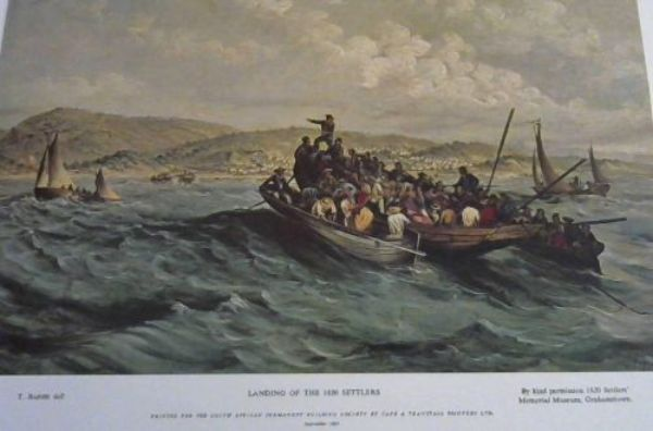 Image for 6 Scenes around Grahamstown and Eastern Cape - Reproduction Prints