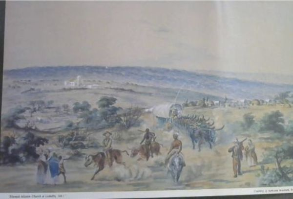 Image for Namibia in the 1860s as seen and painted by Thomas Baines - 10 colour prints