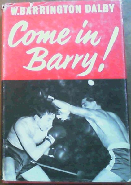 Image for Come In Barry !