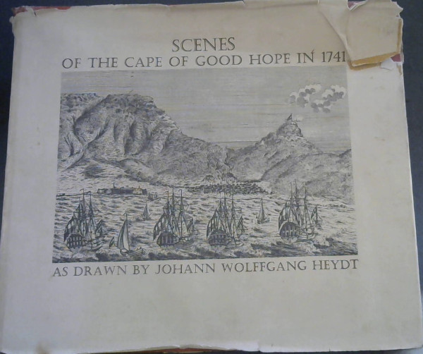 Image for Scenes of the Cape of Good Hope in 1741 as Drawn by Johann Wolffgang Heydt