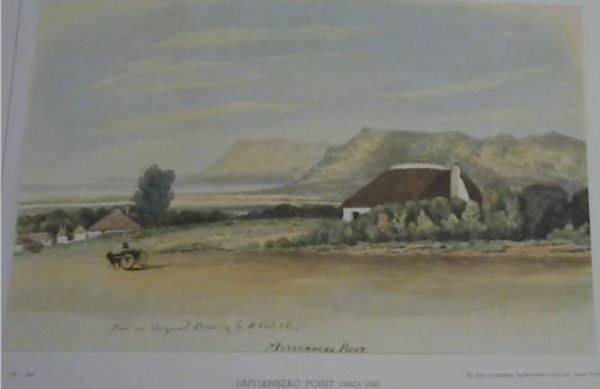 Image for 6 Scenes around the Cape Peninsual and Cape of Good Hope - Reproduction Prints