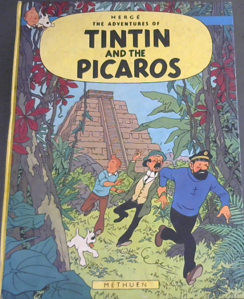 Image for Adventures of Tintin and the Picaros (The Adventures of Tintin)