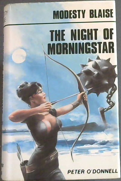 Image for Night of Morningstar - Modesty Blaise