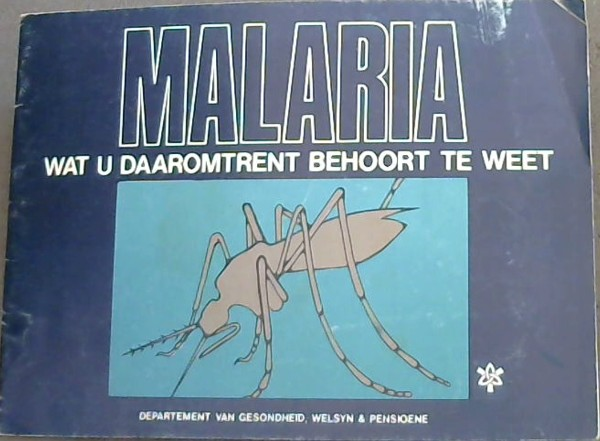Image for Malaria : What you should Know About It