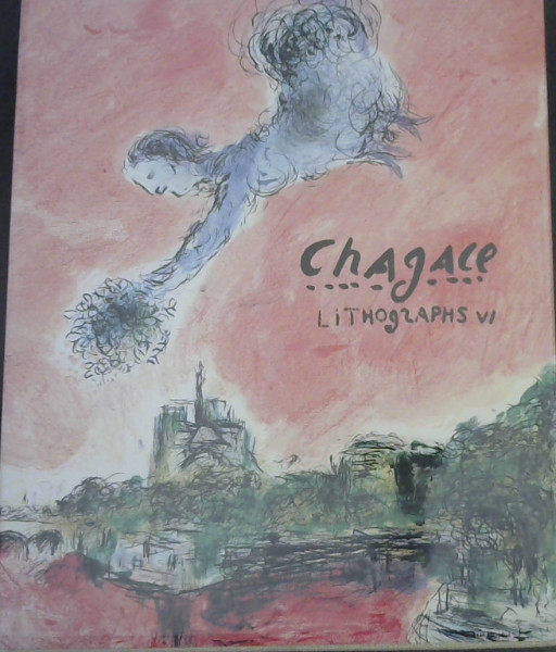 Image for Chagall Lithographs VI