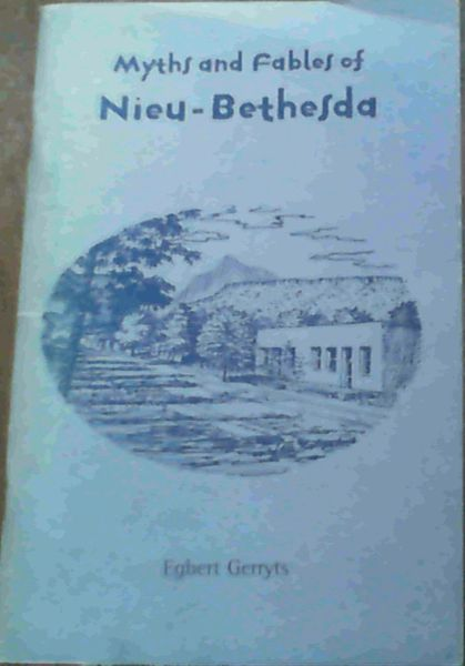 Image for Myths And Fables of Nieu- Bethesda