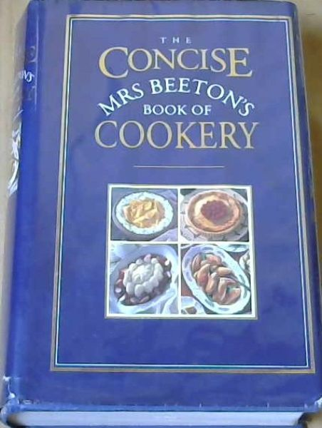 Image for The Concise Mrs Beeton's Book of Cookery