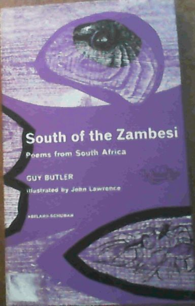 Image for South of the Zambesi : Poems from South Africa