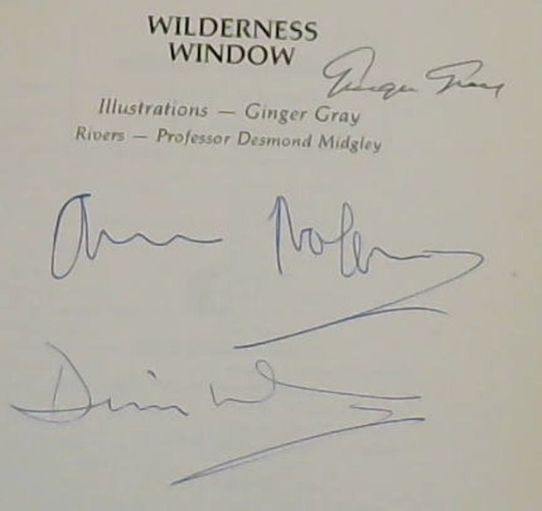 Image for Wilderness Window - Collector's Edition