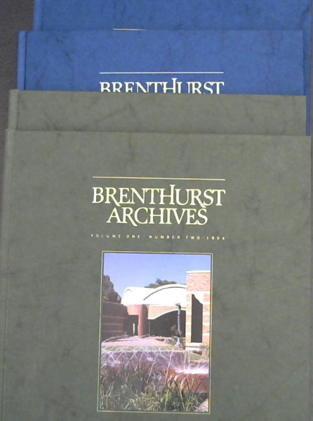 Image for Brenthurst Archives : Footnotes to History From The Brenthurst Library, Johannesburg the Private Africana Collection of Mr H F Oppenheimer - 4 Volumes