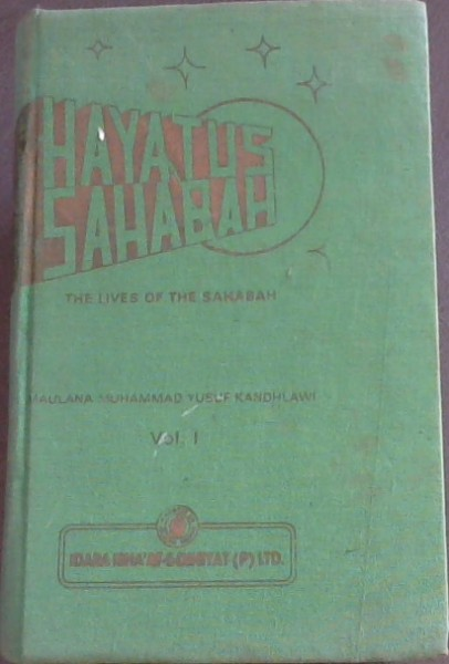 Image for Hayatus - Sahabah : The Lives of the Sahabah