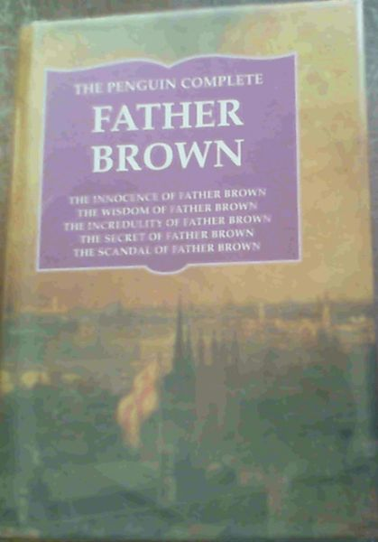 Image for The Penguin Complete Father Brown