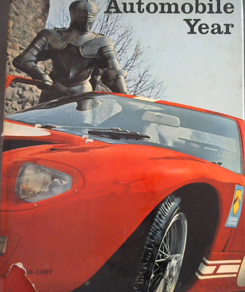 Image for Automobile Year 1966/1967