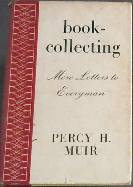 Image for BOOK COLLECTING - More Letters to Everyman