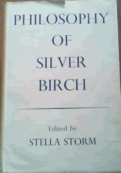 Image for Philosophy of Silver Birch