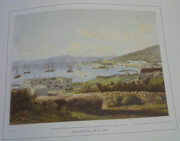 Image for 6 Scenes Around the Cape Peninsula 1830-1840