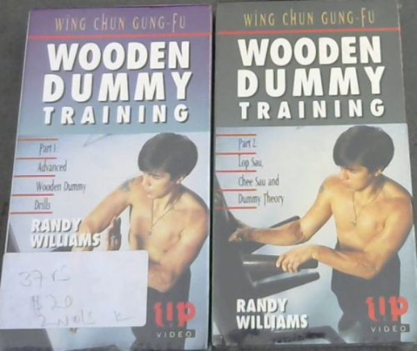 Image for Wing  Chun  Gung-Fu; Wooden  Dummy  Training  2 Parts