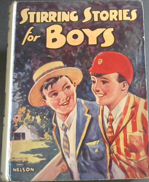 Image for Stirring Stories for Boys