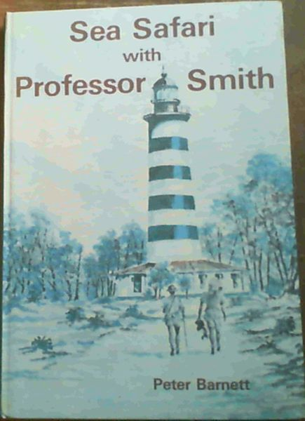 Image for Sea Safari with Professor Smith
