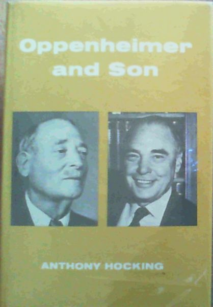 Image for Oppenheimer and Son
