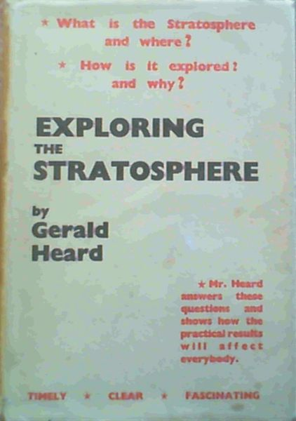 Image for Exploring the Stratosphere