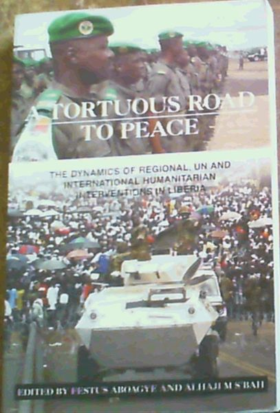 Image for Tortuous Road to Peace