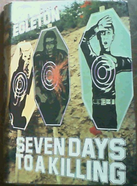 Image for Seven Days To A Killing