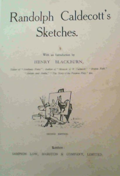 Image for Randolph Caldecott's Sketches
