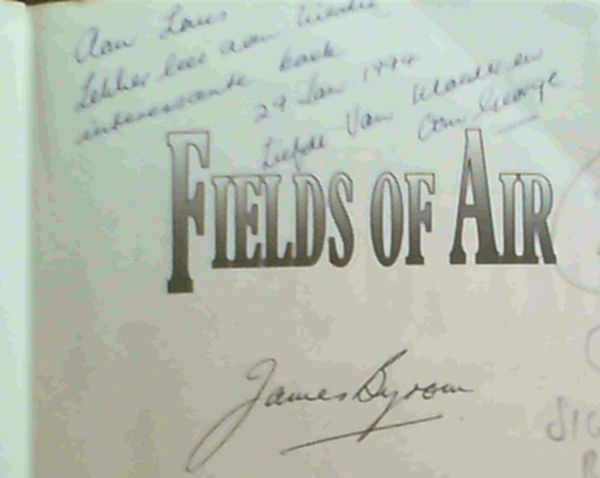 Image for Fields of Air