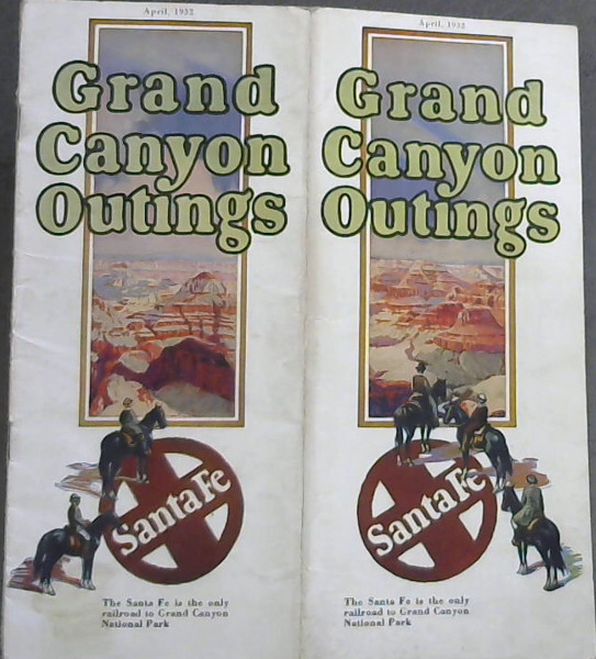 Image for Grand Canyon Outings