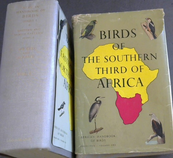 Image for African Handbook of Birds - 2 v