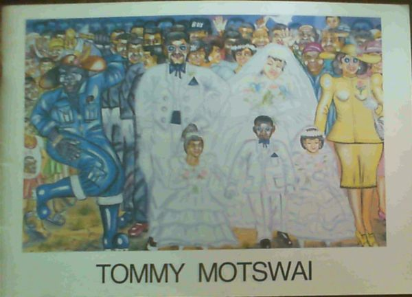 Image for Tommy Motswai