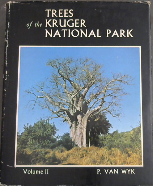 Image for Trees of the Kruger National Park Vol. 2 Only