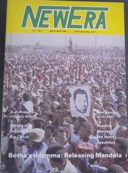Image for New Era - Vol 1 No 1 - March/April 1986