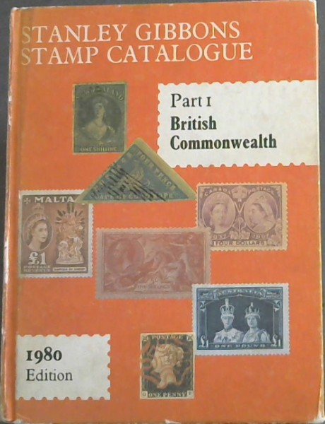Image for Stanley Gibbons STAMP CATALOGUE: BRITISH COMMONWEALTH, 1980 PT. 1