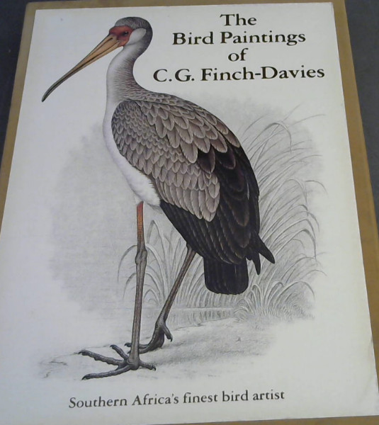 Image for The Bird Paintings of C.G. Finch-Davies