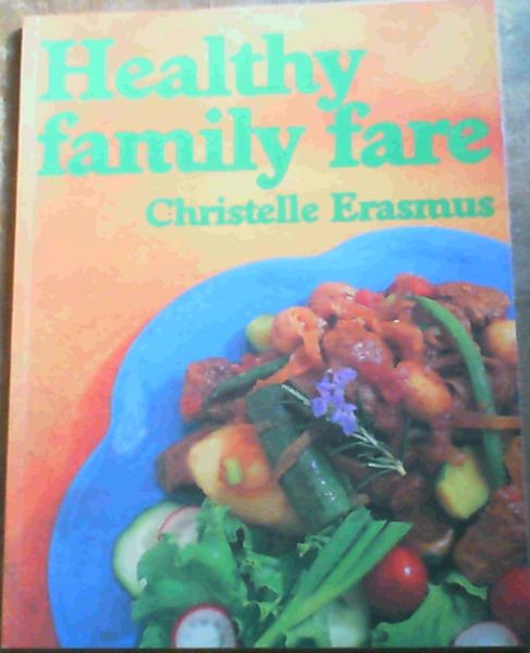 Image for Healthy family fare