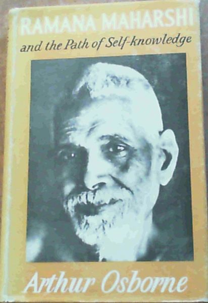 Image for Ramana Maharshi and the Path of Self - Knowledge
