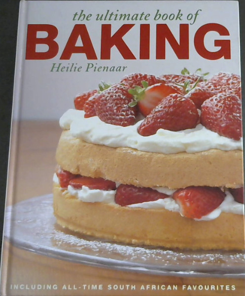 Image for Ultimate Book of Baking