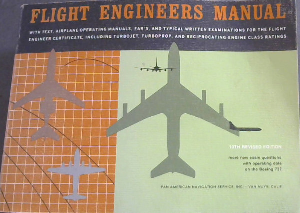Image for Flight Engineers Manual