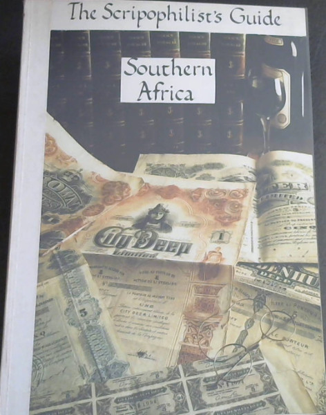 Image for Scripophilist's Guide : Southern Africa