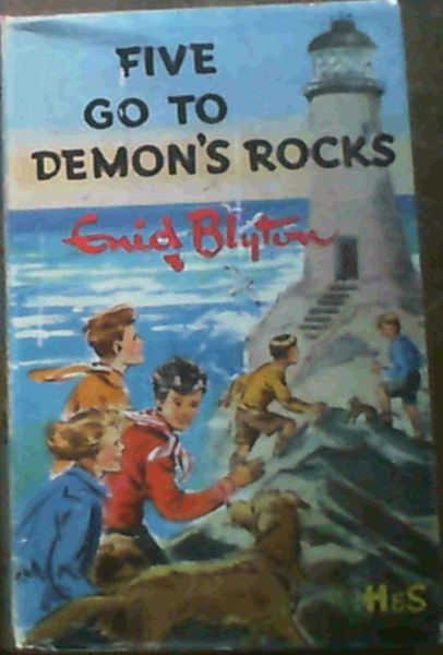 Image for Five Go To Demon's Rock