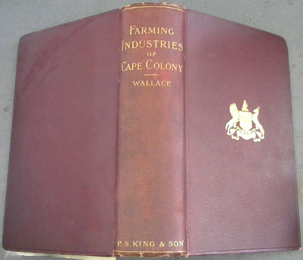 Image for Farming Industries of Cape Colony