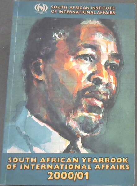 Image for South African Yearbook of International Affairs 2000/01