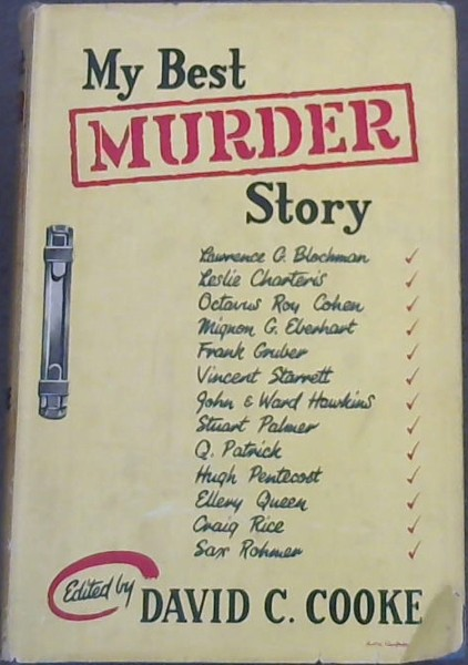 Image for My Best Murder Story - 14 Authors Choose Their Best